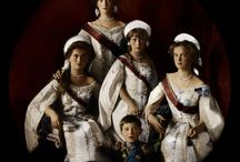 Romanov , as princesas