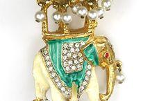 Elefantes jóias