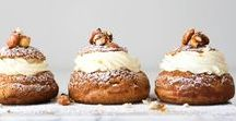 to bake: choux