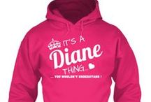 Diane's like this  / things that describe Me, also people and things i really like and things that make smile and laugh / by Diane Kistell