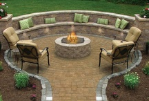 Outdoor rooms, for a Life Alfesco / mustn't forget the outside of the house, outdoor living rooms,  shed's garages,storage, hard landscaping , diy things to make also helpful tips , : For flowers and plants see Behind the Garden Gate :