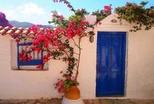 Greek islands and sites / by Kate Ashwood
