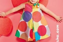Kiddie Clothing / Lovely garments to make and inspire! / by Wendy Schoen