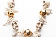 Bone Jewelry / Reflect its flexibility and its irregular creativity