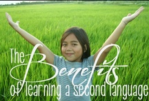 Benefits of Bilingualism / Information about the benefits of bilingualism and multilingualism.