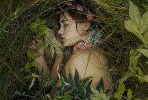 Kukalliset unet ja pihatoivomukset