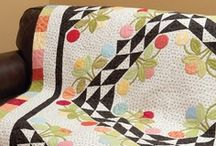 Clever Quilts / Intriguing Designs and Finishes / by Wendy Schoen