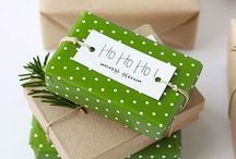 Gift wrapping & Envelopes