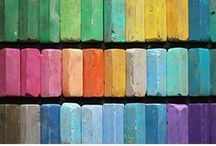 Colour Harmonies / by Emma-Louise Pike