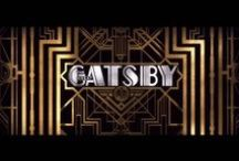 Great Gatsby  / Imagine the fun you'd have planning and hosting a Great Gatsby Party!