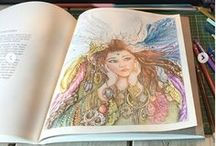 Fan Art / Josephine Wall body art, fan art, poems, and other fun stuff contributed by our community!