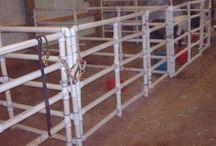 Barn and Pasture / Wishin for a barn