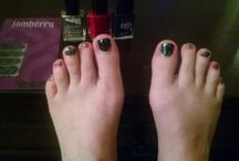 Pedicures / Pedicures that I did