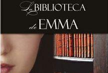 La biblioteca de Emma / Fotos sobre el libro La biblioteca de Emma