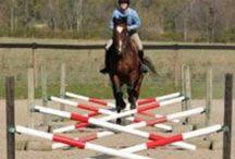 Riding exercises / Fun exercises