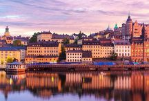 Stockholm baby / Things to do and explore in Stockholm