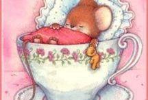 Los ratones más adoradles