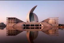 Architekturaufnahmen / Eine Sammlung herausragender Architekturaufnahmen