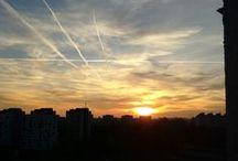 Sunsets / The most beatiful phenomenon in the world - sunsets by my eyes. /  Más hermoso fenómeno en el mundo - ocasos del sol en mis ojos