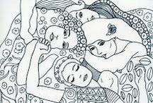 Coloring pages for all