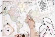 Travel   PAPERSELF / Let's travel the world...