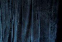 INDIGO / 50 shades of blue