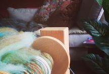 spinning & fibres