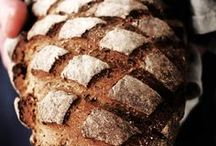 bread recipes / I love baking bread, the smell is fantastic!