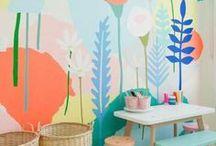 wall & floor painting