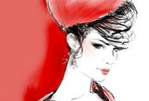 Fashion Illustrations/Art & More / by Dar Roberts