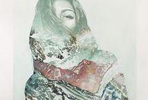 my art inspiration / life's manifestation through creation  / by Kathreno M
