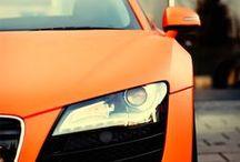 Audi in Colors
