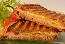 Grilled Cheese / Delicious Cravings