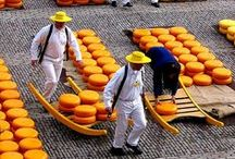 The Netherlands / Holland - Where great cheese is made