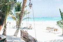 Beach Scenes / Idyllic sceneries around the world  travel, traveling, vacation, sail, sailing, yacht, yacht party, luxury, luxury yachts, rent a yacht, boat, adventure, travel destinations, sea, travel goals, beach