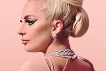 Lady GaGa / It's about one of my divas.