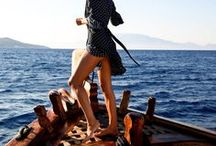 Sexy Sailing Girls / travel, traveling, vacation, sail, sailing, yacht, yacht party, luxury, luxury yachts, rent a yacht, boat, adventure, travel destinations, sea, travel goals, girls, sexy girls, sailing girls