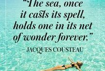 Sailing & Traveling Quotes / travel, traveling, vacation, sail, sailing, adventure, travel destinations, sea, travel goals, sailing quotes, quotes, inspiration