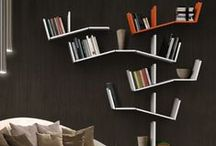 ZEDLINE / ZedLine is an original shelves line that is different from the common and traditional standard design. In fact, the four linear elements can be assembled freely in order to create many shapes.