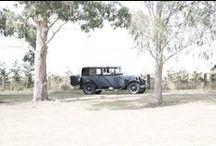 Maria and Martin at Vintage Cars Association / Palmerston North wedding