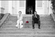 Hayley and Aaron at Oruawharo Homestead / Wedding at Oruawharo Homestead