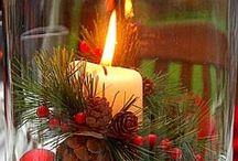 Xmas Decor / Christmas decorating beautiful ideas for your home.