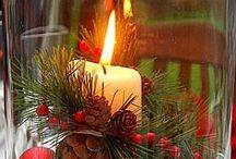 Xmas Decor / Christmas decorating beautiful ideas for your home.