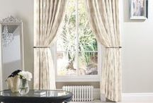 Curtains / A collection of Plumbs curtain fabrics