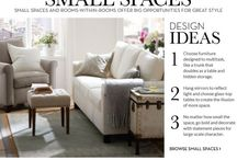 Living room / Pale grey living room inspiration