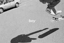 Hey. Boy