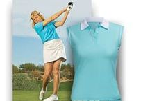 Women's Golf Apparel / The most stylish golf apparel for women. What's your style?