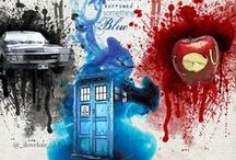 SuperWhoLock / I present to you my three favorite fandoms...Well, not really, I could never choose just three, but ya, SuperWhoLock is just too cool not to have a board dedicated to it. Pin anything related to any of the three!!!