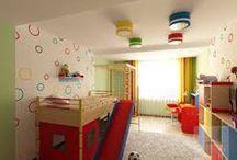 Boys' Bedroom Design / Ideas for a boys' bedroom