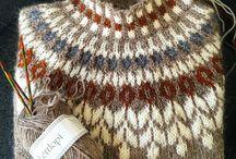 Вязание. Лоппи